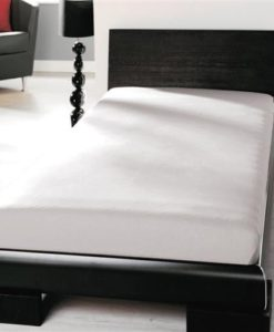 TP Jersey prostěradlo Premium 190g/m2 90x200 Bílá