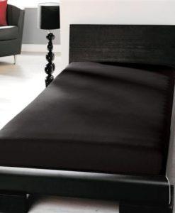 TP Jersey prostěradlo Premium 190g/m2 90x200 Černá