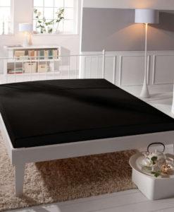TP Jersey prostěradlo Premium 190g/m2 180x200 Černá