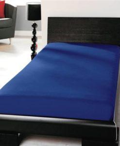 TP Jersey prostěradlo Premium 190g/m2 90x200 Modrá