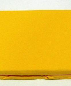 TP Jersey prostěradlo Premium 190g/m2 140x200 Žlutá