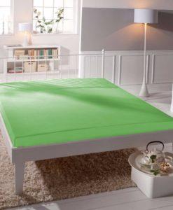 TP Jersey prostěradlo Premium 190g/m2 220x200 Zelená