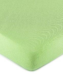 4Home jersey prostěradlo zelená