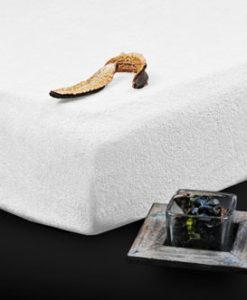 TP Froté prostěradlo Premium 190g/m2 220x200 Bílá