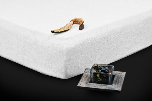 TP Froté prostěradlo Premium 190g/m2 180×200 Bílá