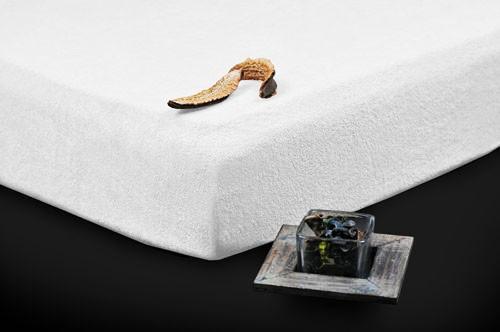 TP Froté prostěradlo Premium 190g/m2 160×200 Bílá