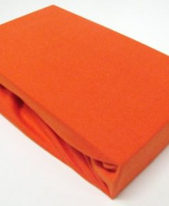 TP Jersey prostěradlo Premium 190g/m2 140x200 Oranžová