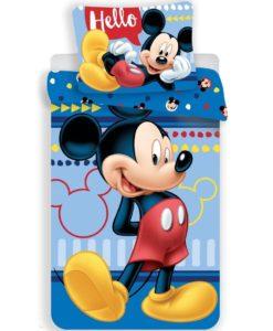 Jerry Fabrics Dětské bavlněné povlečení Mickey 004
