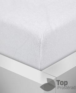 TP Froté prostěradlo Premium 190g/m2 180x200 Bílá