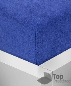 TP Froté prostěradlo Premium 190g/m2 180x200 Modrá