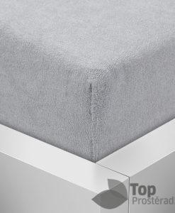 TP Froté prostěradlo Premium 190g/m2 180x200 Šedá