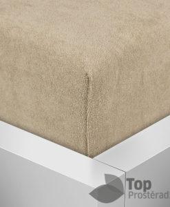 TP Froté prostěradlo Premium 190g/m2 220x200 Béžová
