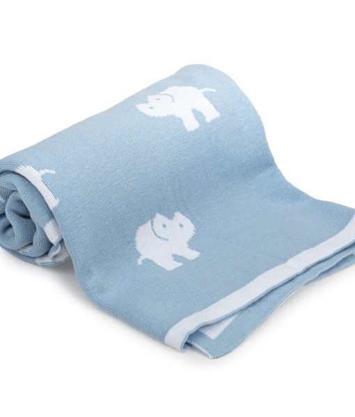 4Home Dětská bavlněná deka Sloni