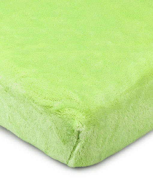 4Home prostěradlo mikroflanel zelená