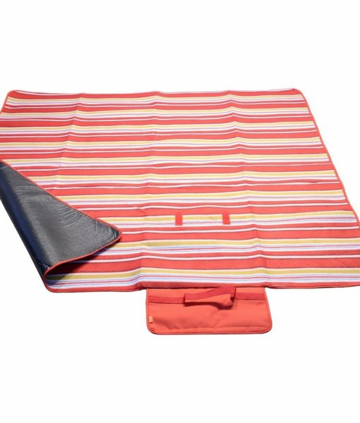 Cattara Pikniková deka Fleece červená