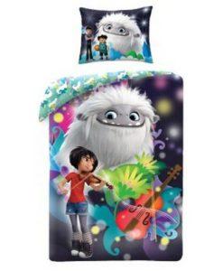 Halantex Dětské bavlněné povlečení Abominable - Sněžný kluk