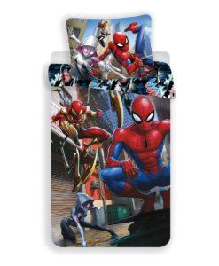 Jerry Fabrics Dětské bavlněné povlečení Spiderman action