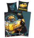 Herding Dětské bavlněné povlečení Transformers Blumblebee
